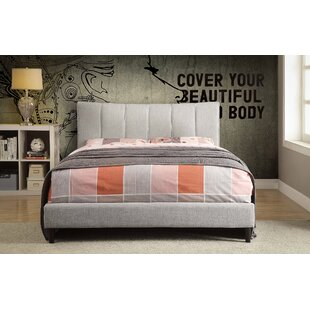 Euphemia Fabric Platform Bed