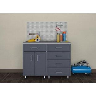 4 Piece Storage Cabinet Set by ClosetMaid
