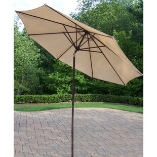 Red Barrel Studio Lisabeth 9' Market Umbrella