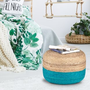 Renwick Pouf by Turn on the Brights