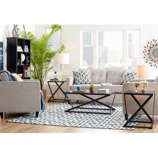Mercury Row Cypress Configurable Living Room Set