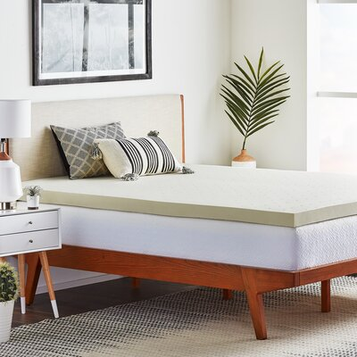 Foam Twin Xl Mattress Pads Amp Toppers You Ll Love In 2019