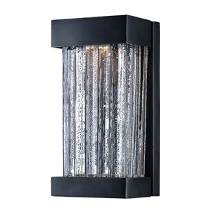 Great choice Grable LED Outdoor Flush Mount By Wrought Studio