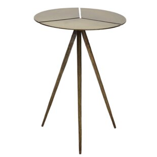 Affordable Donham Iron End Table by Brayden Studio