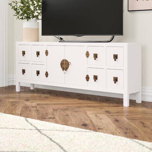 TV-Schrank für TVs bis zu 49 Longshore Tides | Wohnzimmer > TV-HiFi-Möbel | Longshore Tides