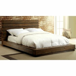 Pisani Platform Bed by Union Rustic