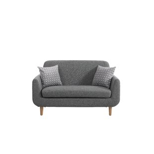 Great choice Corson Loveseat by George Oliver Reviews (2019) & Buyer's Guide