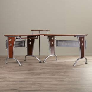 Buettner L-Shape Computer Desk by Orren Ellis