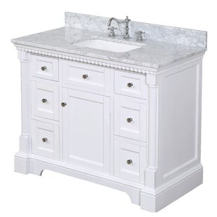 Sydney 42 Single Bathroom Vanity Set by Kitchen Bath Collection