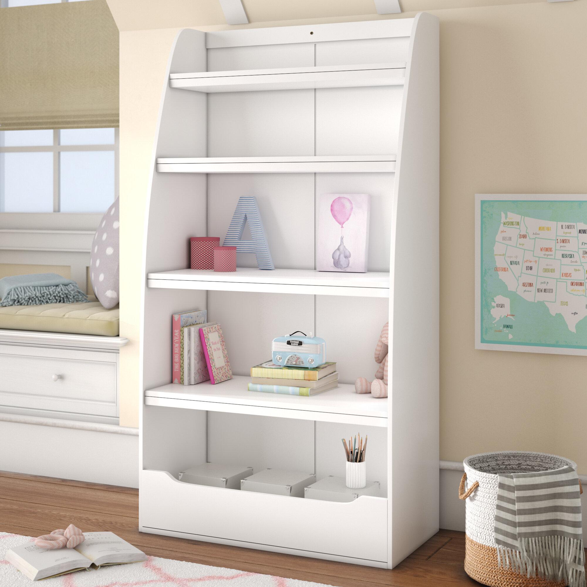 Viv Rae Besse Kids 4 Shelf 60 Bookcase Reviews