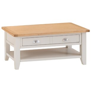Deana Coffee Table With Storage By Brambly Cottage