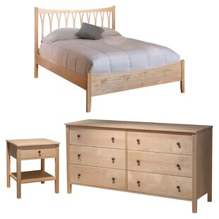 Wingert Panel Configurable Bedroom Set