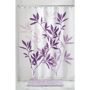Leaves Shower Curtain by InterDesign
