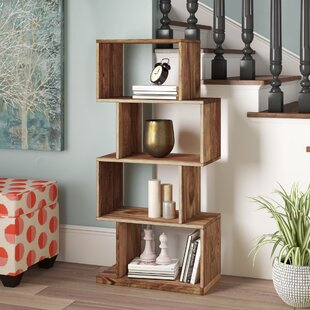 Medeiros Standard Bookcase by Union Rustic
