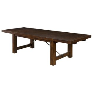 Loon Peak Hardin Extendable Dining Table