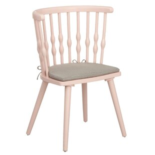 Grandmasters Solid Wood Dining Chair Rosalind Wheeler