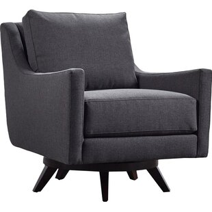 Sam Moore Cosmic Swivel Armchair