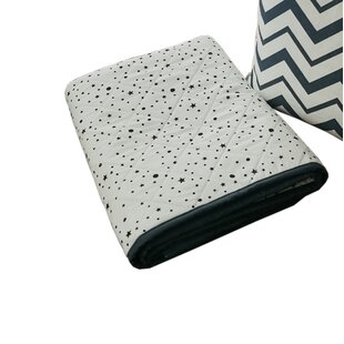 Stars Hypoallergenic Waterproof Mattress Cover