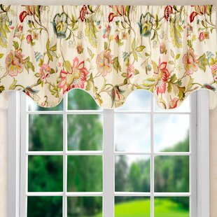 Tuckerman 70 Curtain Valance by Three Posts