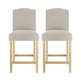 Honor 66cm Bar Stool (Set Of 2) By Ebern Designs