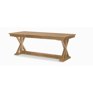 Trestle Dining Table by Rachael Ray Home 2019 Sale