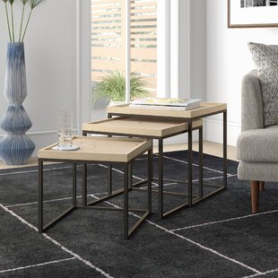 Braydon 3 Piece Nesting Tables