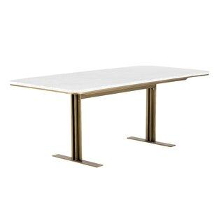 Sunpan Modern Zenn Ambrosia Dining Table
