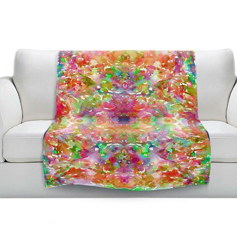 East Urban Home Jewel In The Crown Iii Soft Sherpa Blanket Wayfair