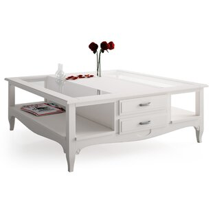 Clarisse Coffee Table By August Grove