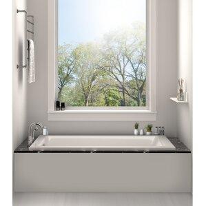 soaker tub shower combo. Drop In Bathtub 32  x 48 Soaking Tub Shower Combo Wayfair