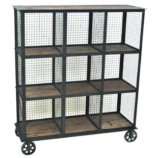 Industria Cube Unit Bookcase Crestview Collection