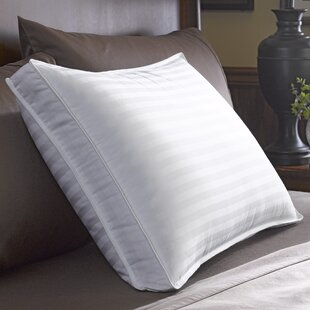 Down and Feathers Pillow By Restful Nights