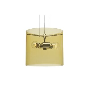 Besa Lighting Pahu 3-Light Mini Pendant