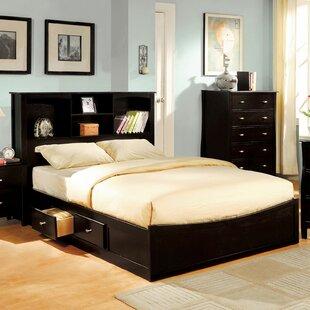 Wilbur Storage Platform Bed by Red Barrel Studio