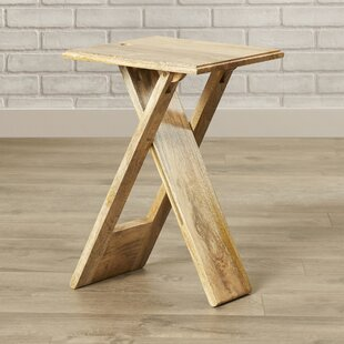 Inexpensive Davidson Folding End Table By Ebern Designs