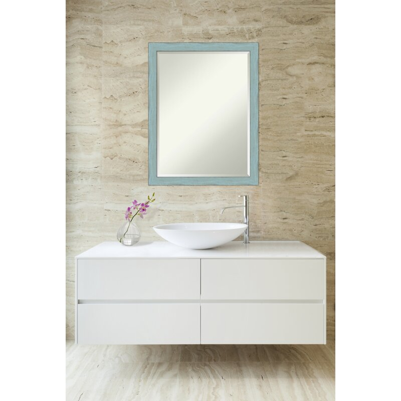 Highland Dunes Heidrick Rustic Accent Mirror Wayfair