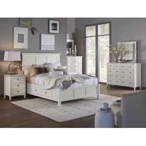Allenville Storage Panel Customizable Bedroom Set