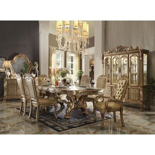 Sumiko 7 Pieces Extendable Dining Set