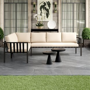 Jibe Outdoor XL Sectional Sofa by Blu Dot