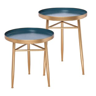 Ady 2 Piece Nesting Tables By Mercer41