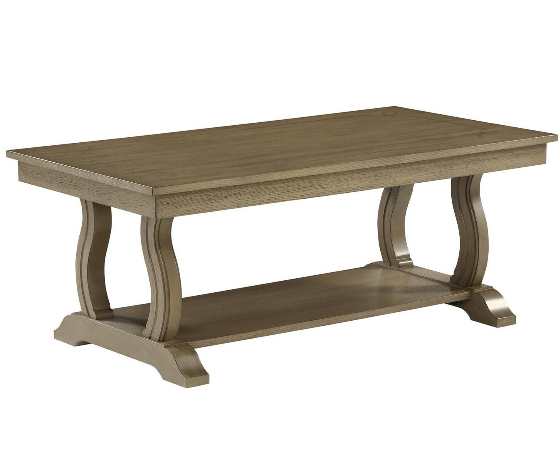Rosalind Wheeler Newkirk Coffee Table With Storage Wayfair