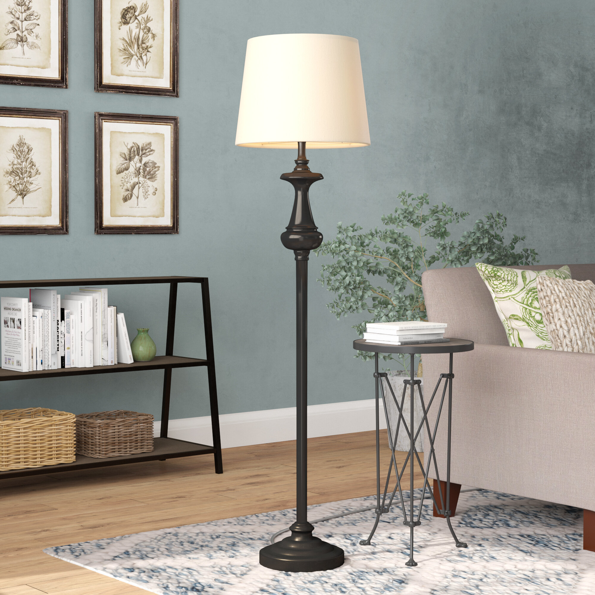 Groovy Bess 62 Floor Lamp Home Interior And Landscaping Pimpapssignezvosmurscom