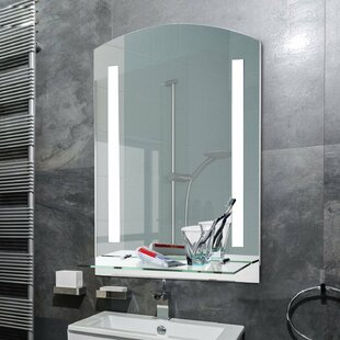 Wall Mounted LED Illuminated Bathroom Mirror