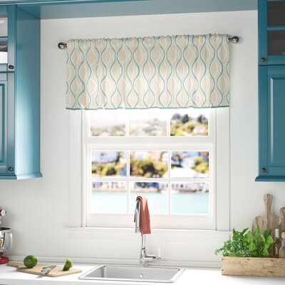 Window Valances Caf 233 Amp Kitchen Curtains You Ll Love In