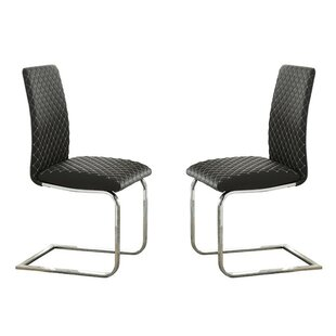 Orren Ellis Mcintosh Upholstered Dining Chair (Set of 2)