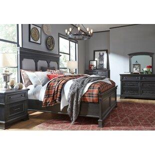 Earley Panel Configurable Bedroom Set