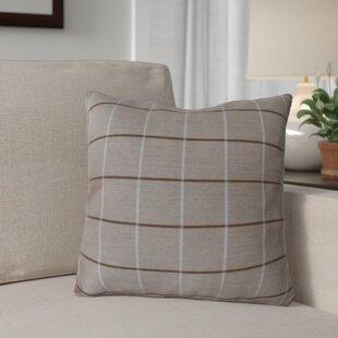 Check Plaid Red Barrel Studio Throw Pillows You Ll Love In 2021 Wayfair