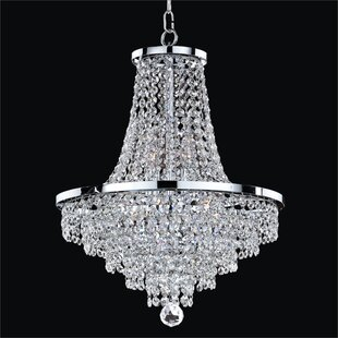 Willa Arlo Interiors Thorpe 8-Light Chandelier