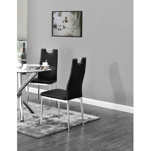 Spickard Upholstered Dining Chair Set of 2