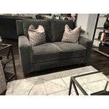 West End Reclining Loveseat by Southern Motion